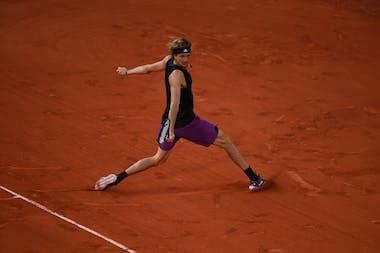 Alexander Zverev Roland-Garros 2021