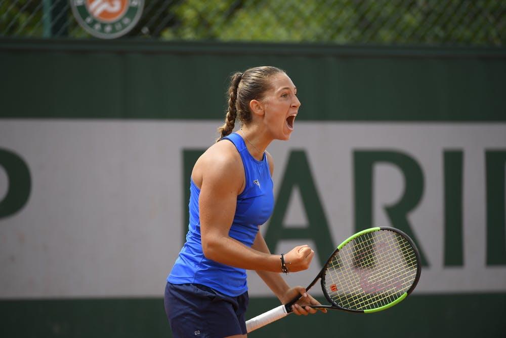 Diane Parry Roland-Garros 2019