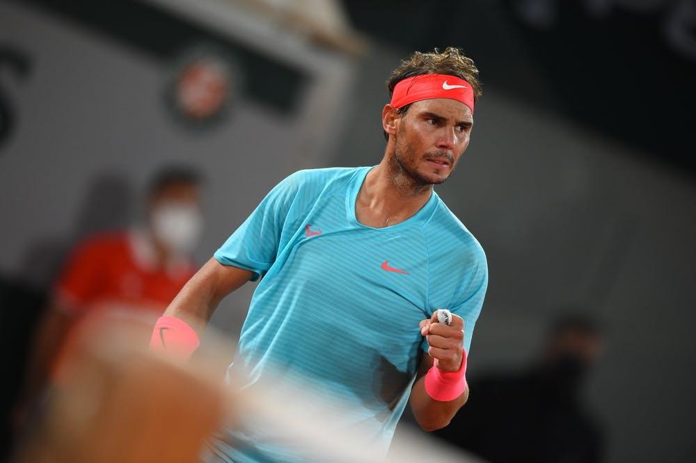 Rafael Nadal, Roland Garros 2020, cuartos de final
