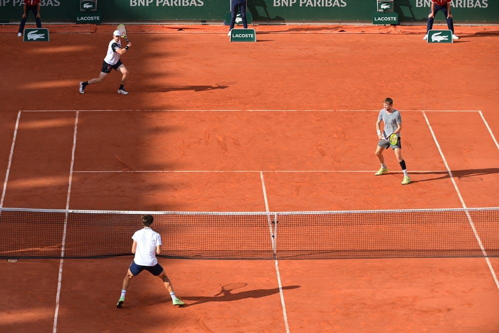 Andrey Golubev, Pierre-Hugues Herbert, Alexander Bublik, Roland-Garros 2021, Double Messieurs, Finale,