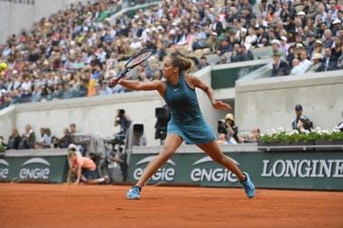 Roland-Garros 2018, 1/4 de finale, Madison Keys
