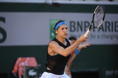 Andrea Petkovic, Roland Garros 2019