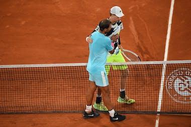 Nadal Sinner Roland-Garros 2021