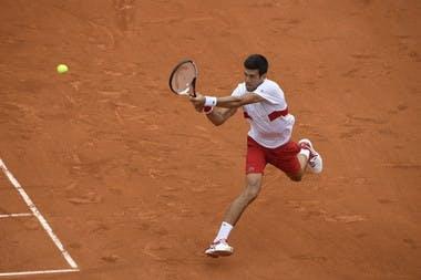 Roland-Garros 2018, Novak Djokovic, 1er tour, 1st round