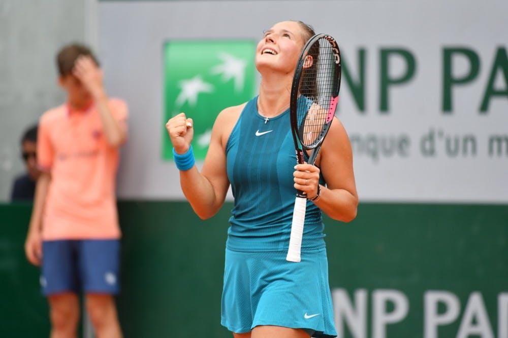 Daria Kasatkina Roland-Garros 2018