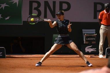 Simona Halep - Roland-Garros 2019 - huitièmes de finale