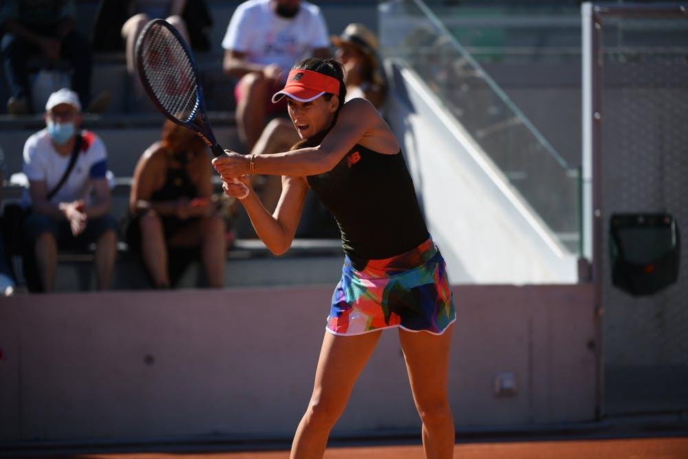 Sorana Cirstea, Roland Garros 2021, first round