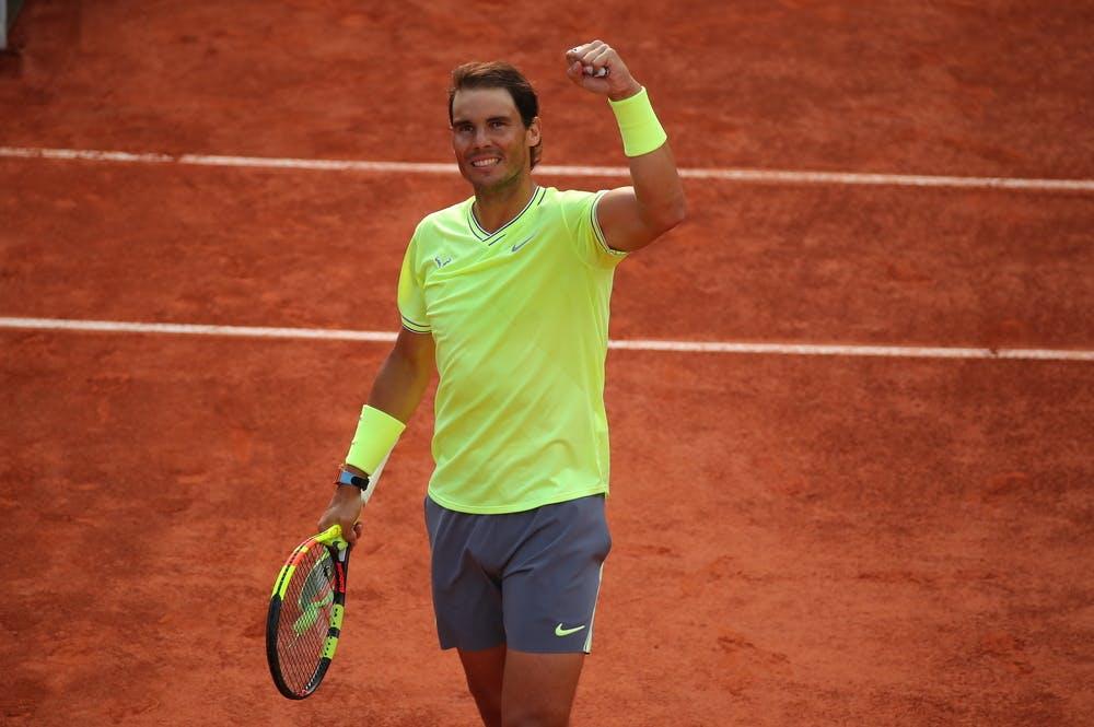 Rafael Nadal - Roland-Garros 2019 - quart de finale