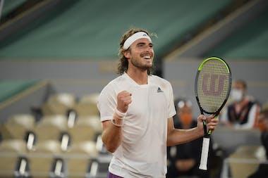 Stefanos Tsitsipas / Quarts de finale Roland-Garros 2021