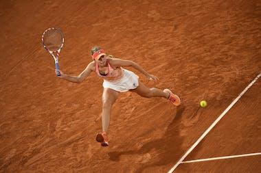 Sofia Kenin, Roland-Garros 2020, huitièmes de finale