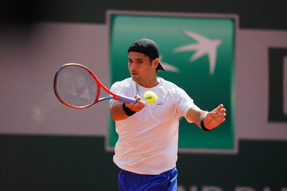 Marcos Giron, Roland Garros 2021