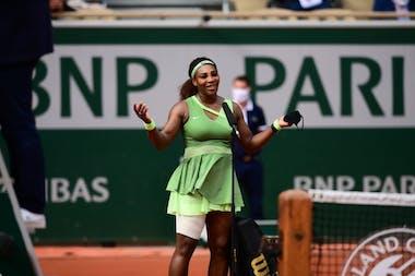 Serena Williams / Troisième tour Roland-Garros