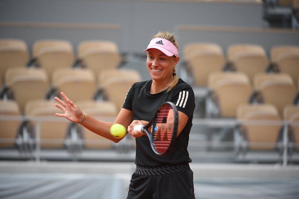 Angelique Kerber, Roland-Garros 2020