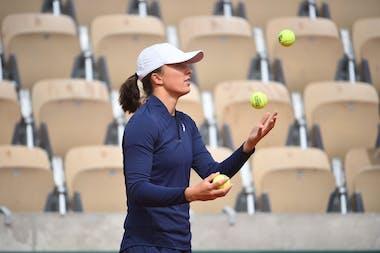 Iga Swiatek Roland Garros 2021