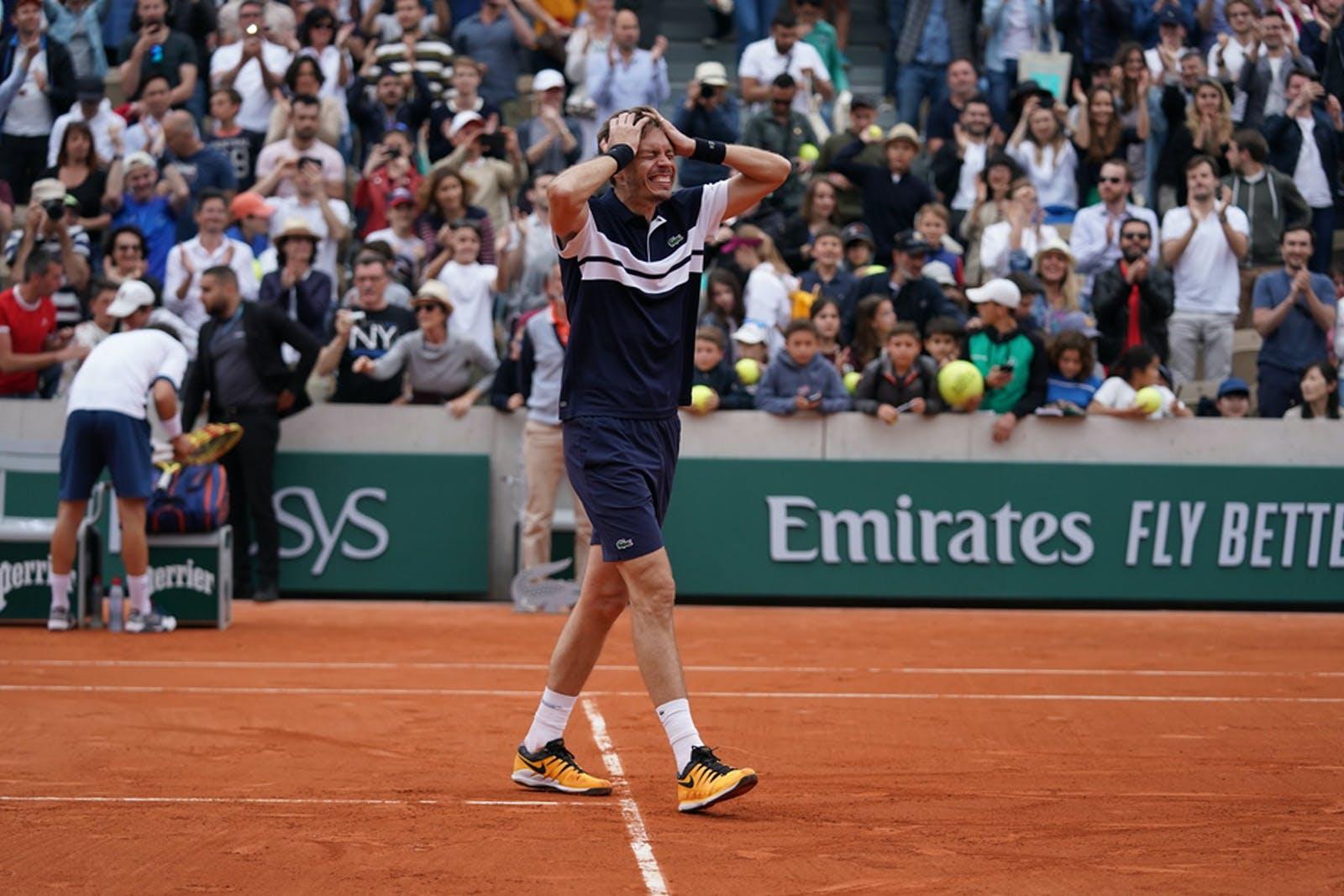 Roland-Garros 2019 - Nicolas Mahut - 1er tour