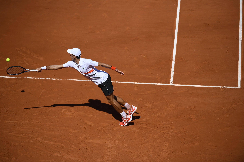 Roland-Garros Novak Djokovic