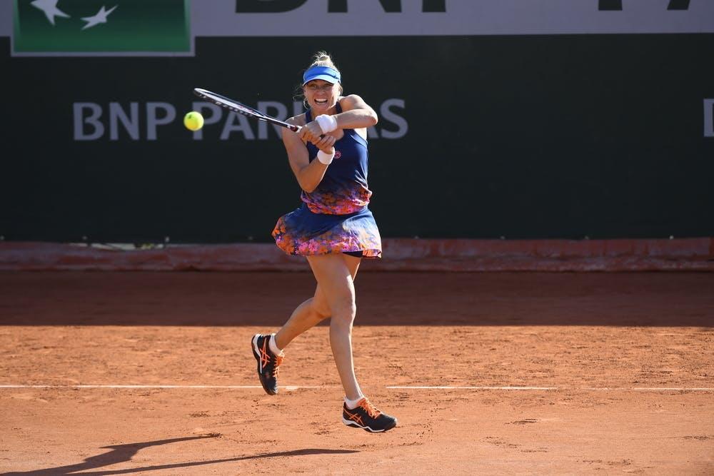Vera Zvonareva Roland-Garros 2020