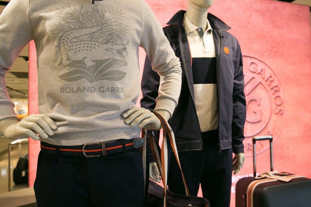 Griffe Roland-Garros, mode, tendances