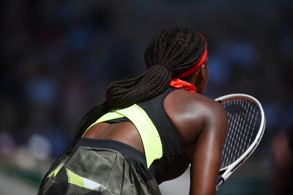 Cori Gauff Roland-Garros