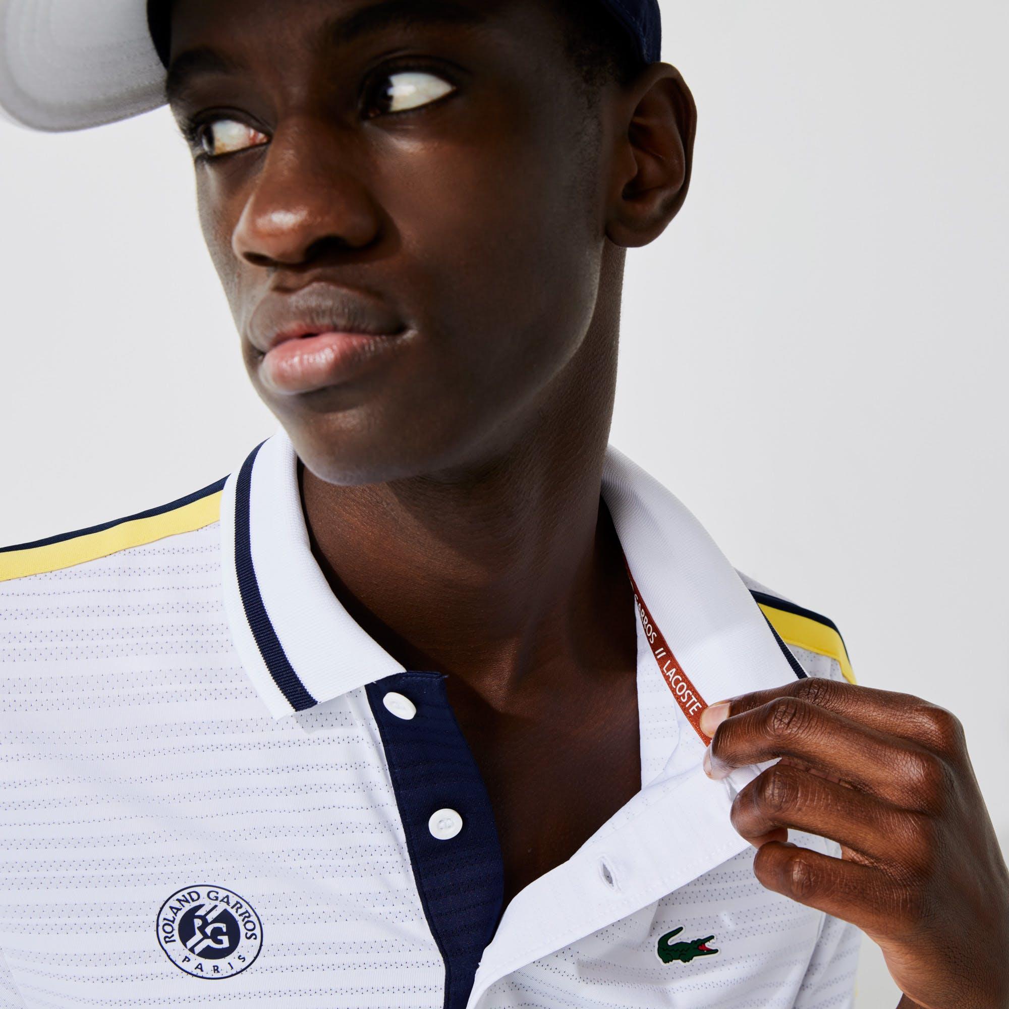Lacoste Performance Polo Roland-Garros 2021