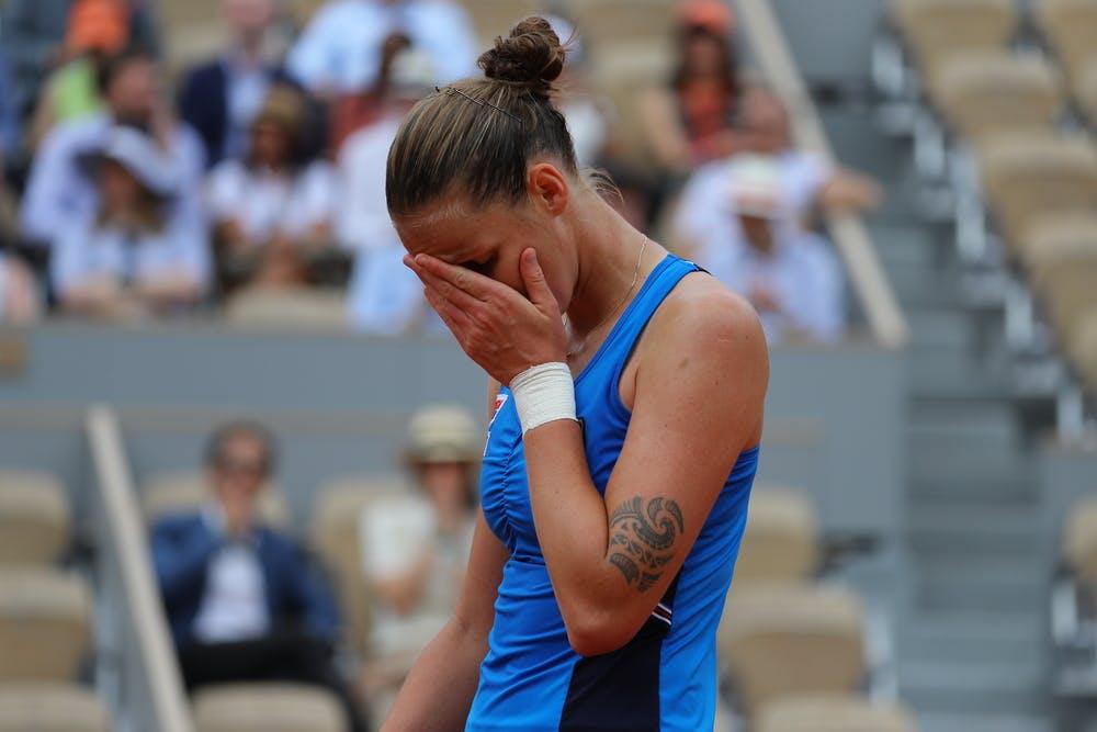 Karolina Pliskova - Roland-Garros 2019