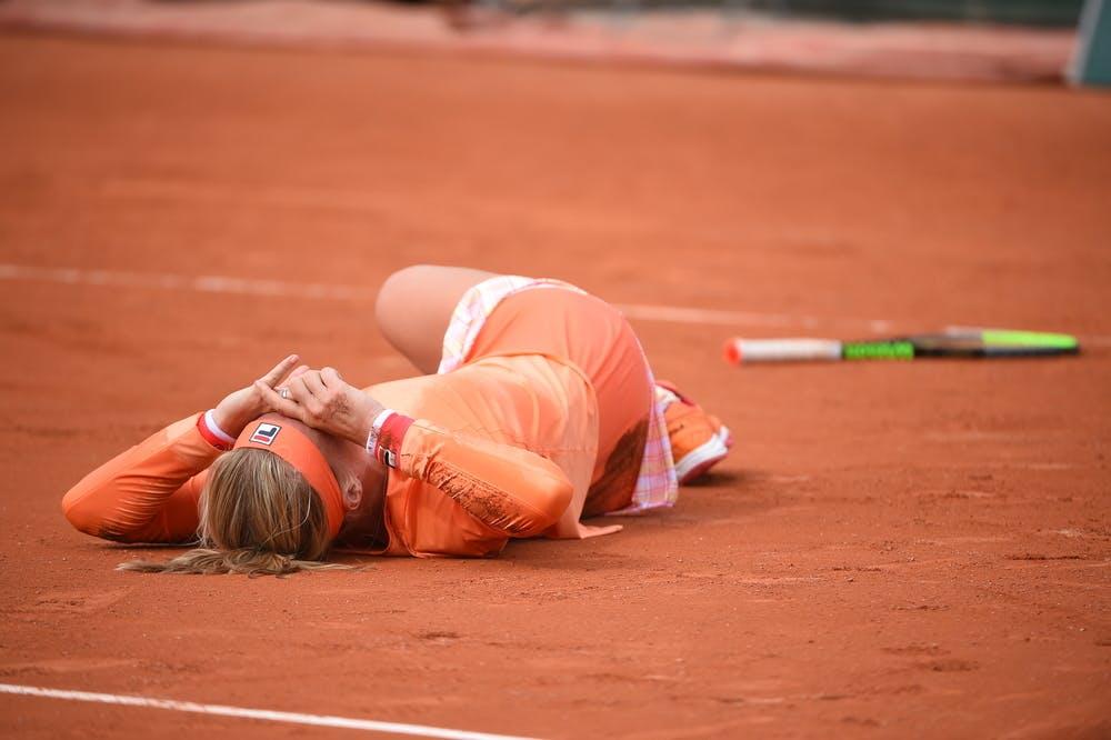 Kiki Bertens, Roland Garros 2020, second round