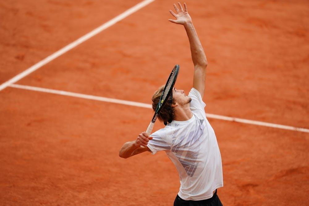 Alexander Zverev, Roland Garros 2020