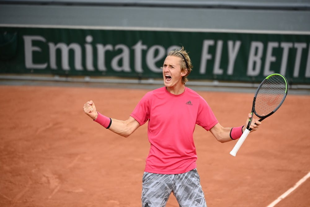 Korda Feline The Love Ahead Of Dream Nadal Duel Roland Garros The 2020 Roland Garros Tournament Official Site