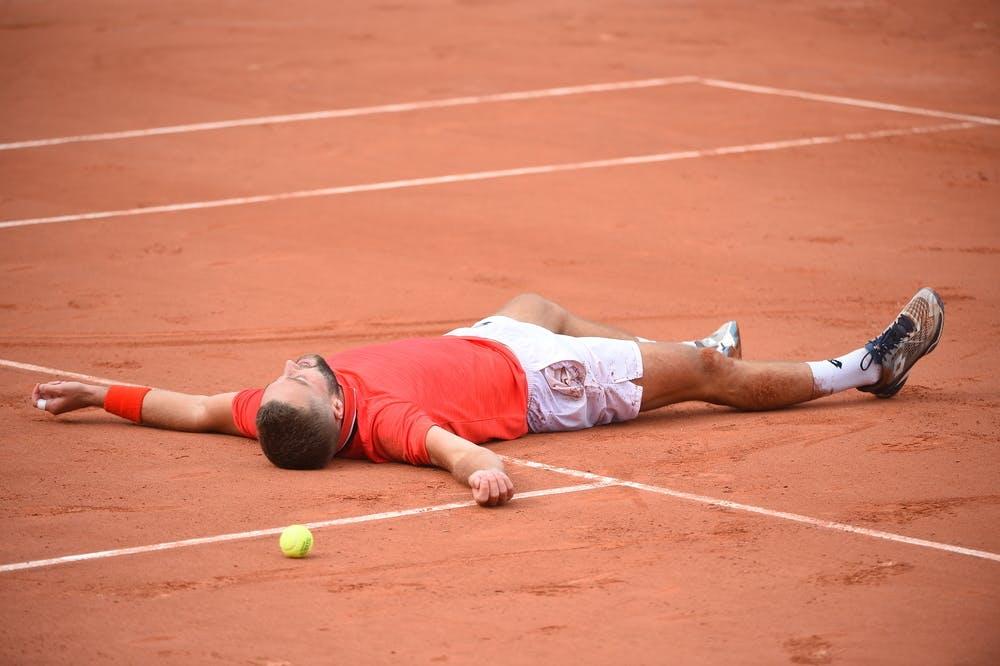 Liam Broady, Roland Garros, qualifying third round