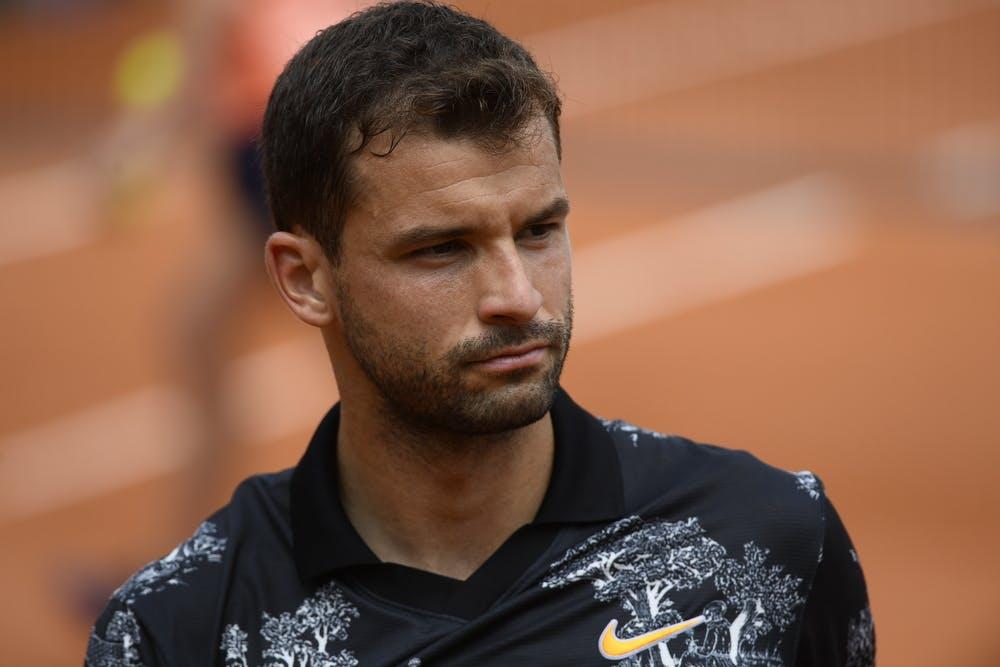 Grigor Dimitrov Janko Tipsarevic 2019