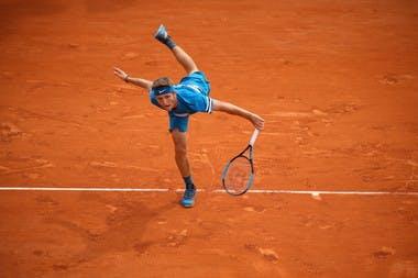 Roland-Garros 2018, 1er tour, Corentin Moutet