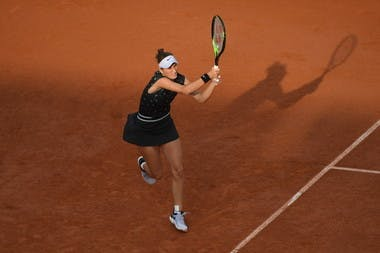 Marketa Vondrousova- Petra Martic - Roland-Garros 2019