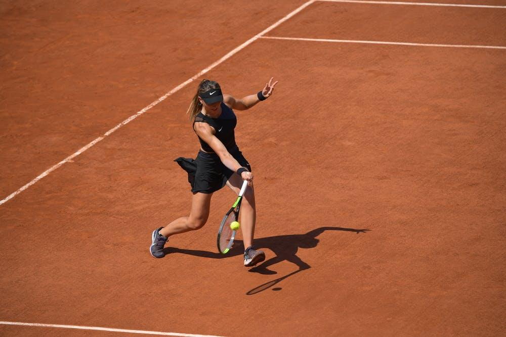 Paula Badosa, Roland-Garros 2021, women singles, quarter final