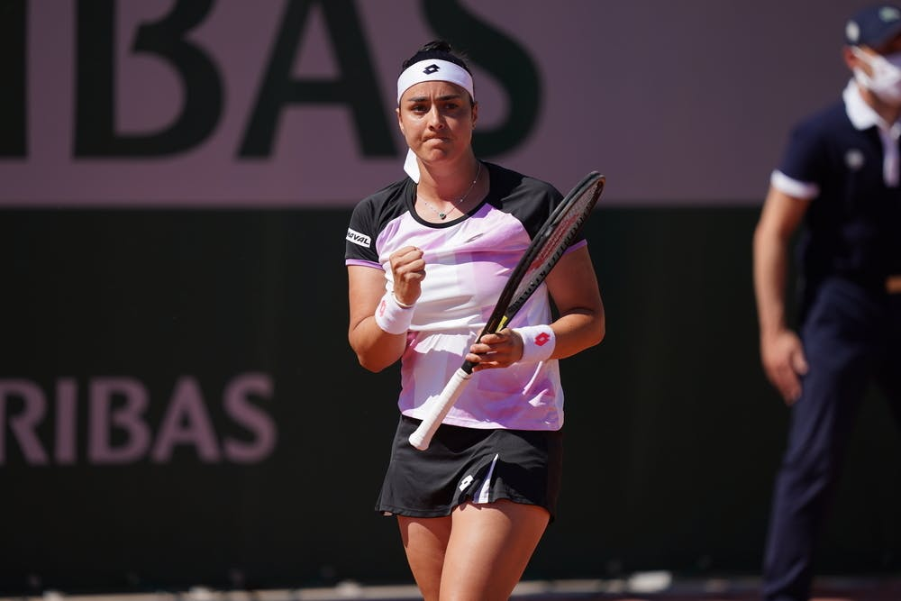 Ons Jabeur, Roland Garros 2021, first round
