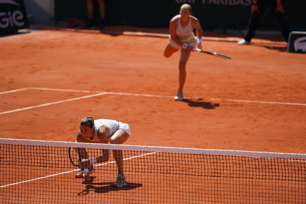 Petra Martic, Shelby Rogers, Roland-Garros 2021, third round