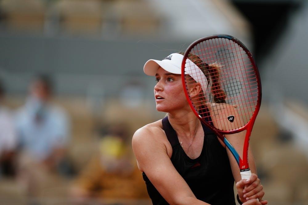Elena Rybakina - Roland-Garros 2021