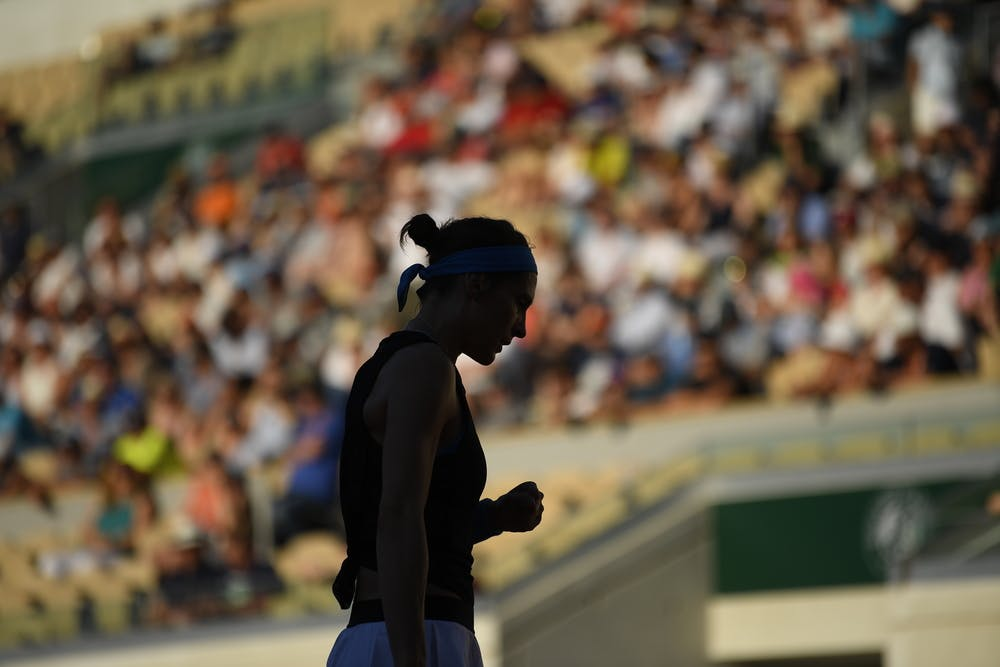 Andrea Petkovic Roland Garros 2019