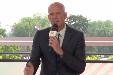 Roland-Garros 2018, Guy Forget