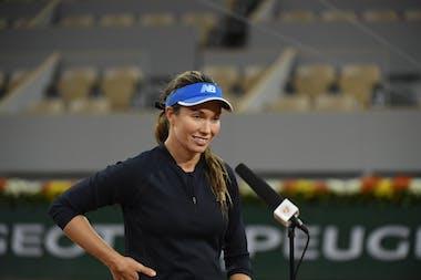 Danielle Collins Roland-Garros 2020