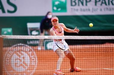 Sofia Kenin, Roland Garros 2020, quarter-final