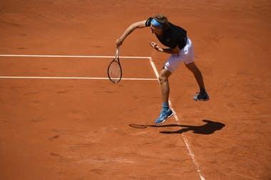 Alexander Zverev- Roland-Garros 2019 - 1er tour