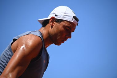 Rafael Nadal, Roland-Garros 2021, training