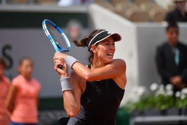 Roland-Garros 2018, Garbine Muguruza, 2e tour, 2nd round