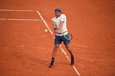 Roland-Garros 2018, 1er tour, Lucas Pouille
