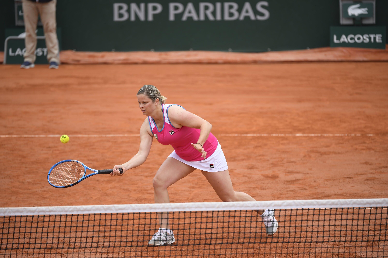 Kim Clijsters Trophée des Légendes 2018