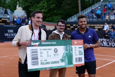 Roland-Garros eSeries by BNP Paribas - Thibaut Karmaly - Jo-Wilfried Tsonga - Norman Chatrier