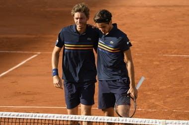 Nicolas Mahut et Pierre-Hugues Herbert qualifiés pour la finale de Roland-Garros 2018