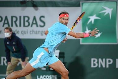 Rafael Nadal, Roland Garros 2020, third round