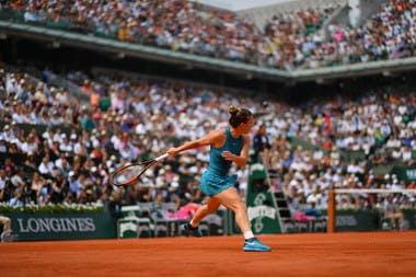 Roland-Garros 2018, finale dames, Simona Halep