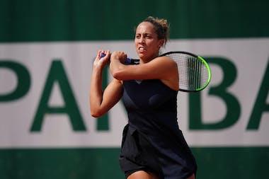 Madison Keys, Roland Garros 2021, second round